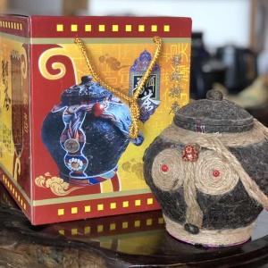 云南特色精品工艺 ,普洱茶。珍藏品