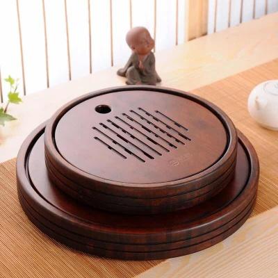 竹圆满茶盘(两个尺寸大165/小120)