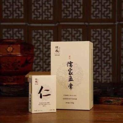 传成老树白茶-儒家五常(9316-12)