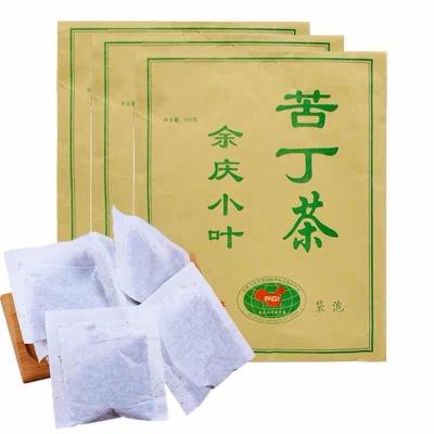 余庆发酵小叶苦丁茶