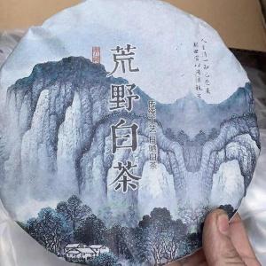 福鼎白茶2013年点头荒野白茶贡眉料