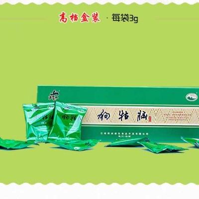 遂川狗牯脑茶(贡品条装)每条30小包,一小包3g