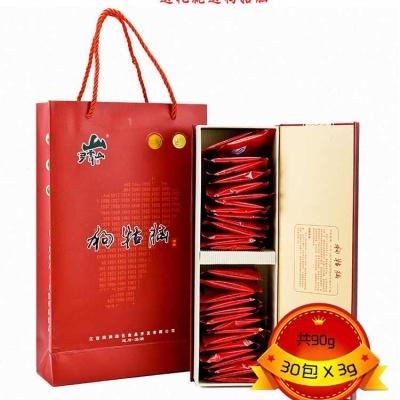 遂川狗牯脑茶(特级)红茶条装两条/盒(90g/条×2=180g/盒)