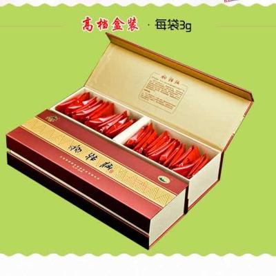 遂川狗牯脑红茶(特级)条装90g/条,每条30包,每包3g