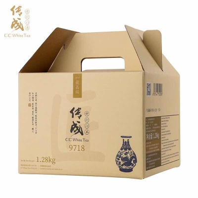 传成老树白茶福鼎白茶2012一级白牡丹白茶饼藏品级茶叶礼盒装256g