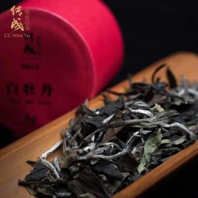 传成福鼎白茶2013年一级白牡丹茶叶陈年老白9818(四君子)
