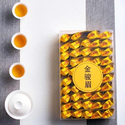 小包装金骏眉红茶武夷山桐木关茶叶黄芽特级正宗送礼春季新茶500g