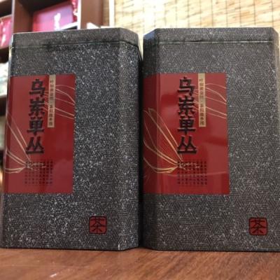 凤凰山单丛茶大乌叶 潮州单枞茶浓香型