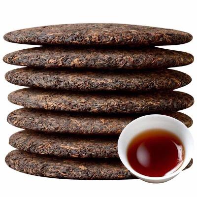 普洱茶老茶头茶叶熟茶散茶老班章金芽醇香茶叶礼盒装257g