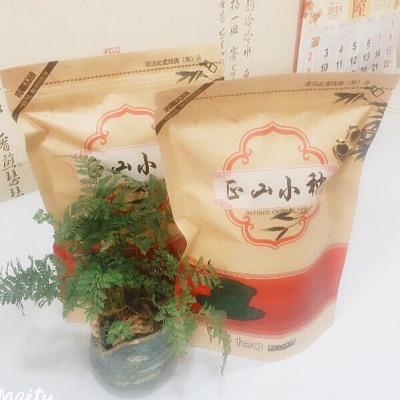 2019新茶武夷山桐木关正山小种红茶蜜香型两小袋装500g