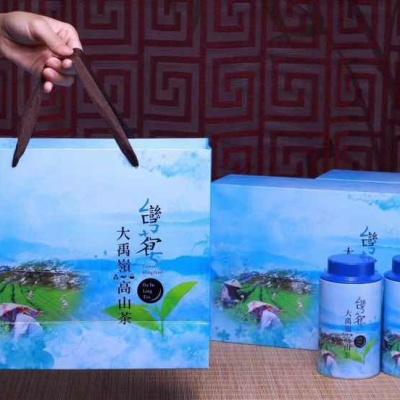 春茶台湾大禹岭高冷茶,入口就能感觉到它的清扬细腻,花果香独特,落喉甘滑