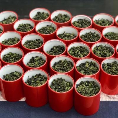 铁观音兰花香浓香型30小罐两盒装配手提袋