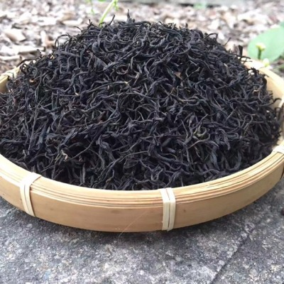 茶农直销特级红茶茶叶 正宗桂圆香浓香型正山小种红茶散装