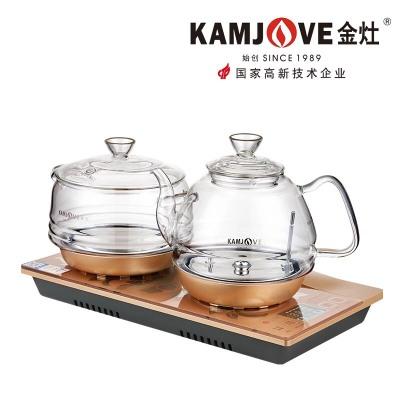 金灶智能茶艺炉双炉