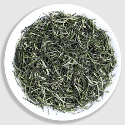 新茶信阳原产毛尖绿茶春茶叶特级全芽尖浓香型礼盒装