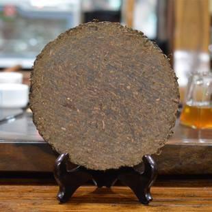 花卷千两饼安化黑茶古老技艺传承厂家直销口粮茶包邮不满意可退货