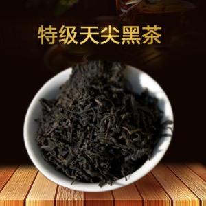 芳琰健安化黑茶精制花卷千两百两厂家直销品质上乘包邮不满意可退换