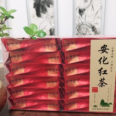 安化野生红茶自然香气浓郁回甘醇厚甜度高生津养胃汤色红艳持久耐泡包邮