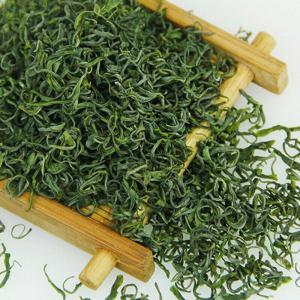 绿茶 崂山绿茶茶叶春茶崂山茶A8 500g散装 炒青茶 清香型