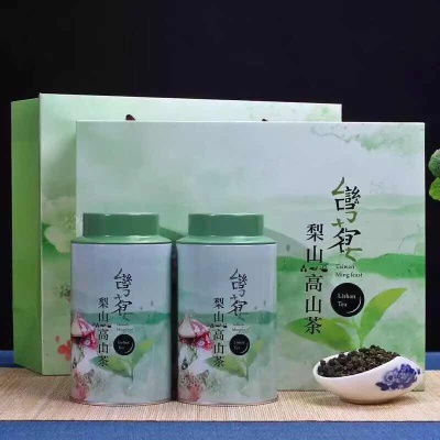台湾梨山茶 台湾高山茶 台湾高冷茶 高山有机茶叶花果香