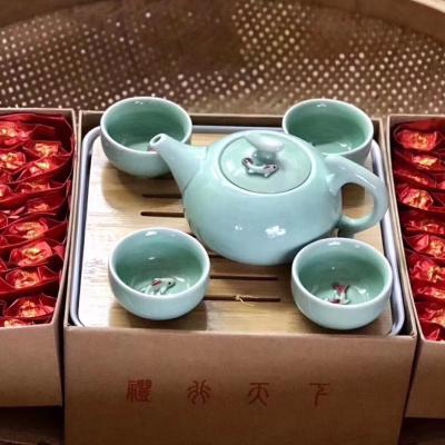 2019新茶【铁观音】浓香丶清香型铁观音!茶农自产自销!赠送茶具一套
