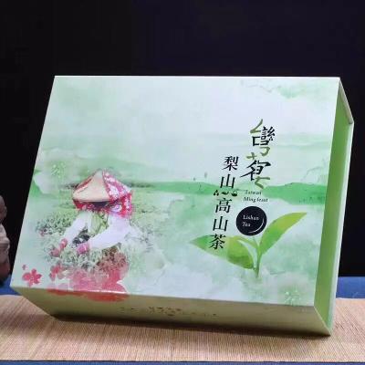 梨山高冷茶:茶叶厚而润,果胶质含量高,清香扑鼻喉韵回味,品质极佳,堪称