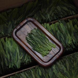 2019新茶雨前高山绿茶太平猴魁机制布尖250克罐装礼盒礼袋装