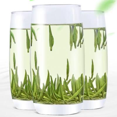 2020新茶蒙顶山茶明前雀舌绿茶一斤两罐