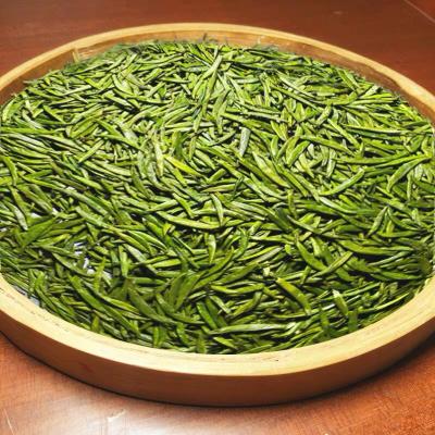 竹叶青精品四川好茶2020新茶雪芽特级高山雀舌绿茶散装500g雀舌茶叶