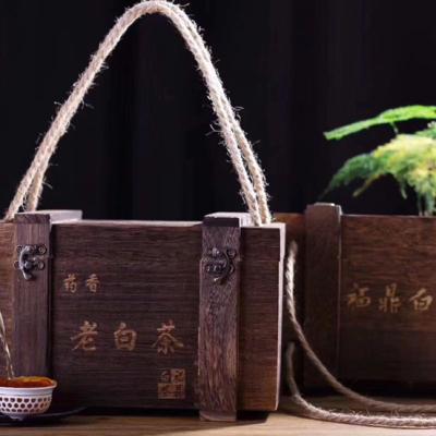 散茶福鼎老白茶2012年