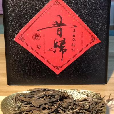昔归500年高树龄古树茶