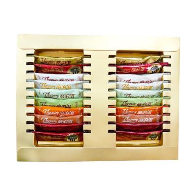 天士力帝泊洱即溶普洱茶珍 10种口味乐享装森林系20支伴手礼盒