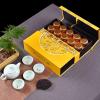 大师之作 小罐装茶特级红茶正山小种茶叶礼盒装高档茶礼 送茶具