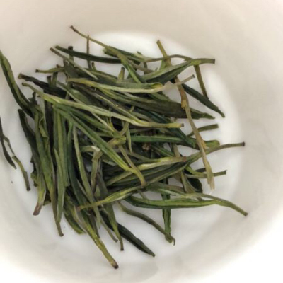 2020高山绿茶白茶雨后机制无公害安吉白茶250克礼盒礼袋装