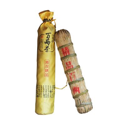安化黑茶百两茶精品花卷茶2014年份厂价批发收藏佳品陈年黑茶特产