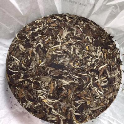 福鼎白茶2012年牡丹王