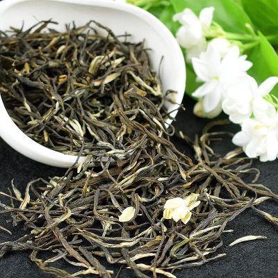 茉莉花茶新茶叶散装特级浓香型广西横县茉莉花茶