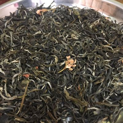 茉莉花茶新茶叶散装A级浓香型广西横县茉莉花茶500g