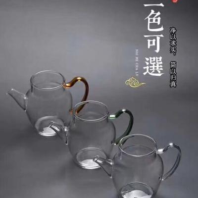 壶型公道杯