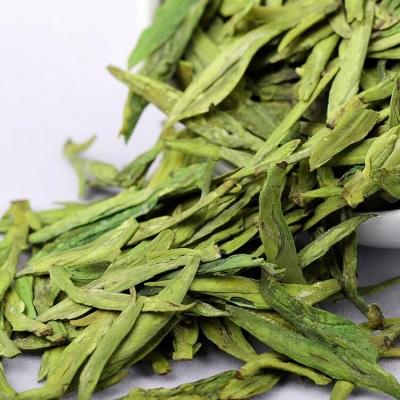 西湖龙井茶,2019新茶绿茶茶农直销散装罐装浓香500克