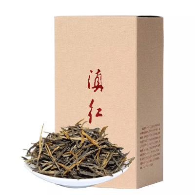 云南凤庆经典58工夫红茶散装特级散茶茶叶 松针滇红500g