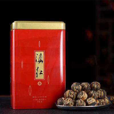 2019年云南凤庆 功夫滇红茶特级 手工龙珠茶叶散装 红绣球500克