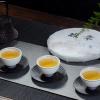 云南普洱茶生茶5-10年茶叶 七子饼茶 茗纳百川2015年班章357克