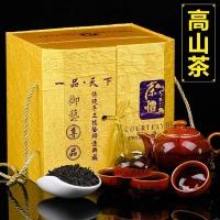 大红袍 茶叶礼盒  武夷山岩茶大红袍乌龙茶 节日送礼