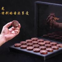 【乌龙】2019油切黑乌龙茶 特级乌龙茶叶新茶 碳焙浓香型正品