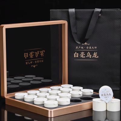 2019台湾新品上市白毫乌龙东方美人茶高山茶小罐礼盒装100克