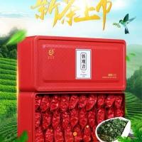 铁观音茶叶浓香型安溪2019新茶袋装乌龙茶散装小包装礼盒装共500g