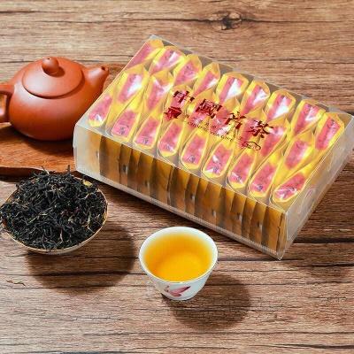 送礼茶叶 金骏眉红茶大红袍浓香型散装金俊眉茶叶礼盒装 正山小种
