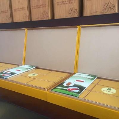 井冈竹茶(竹福)礼盒装,鲜叶壹级,54g/盒18小包