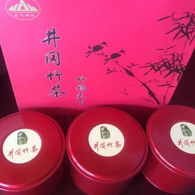 井冈竹茶(S007)罐装,鲜叶壹级,3g×10小包=30g/罐